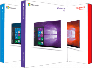 Microsoft Windows 10.0.17763.1039 Version 1809 (February 2020 Update) - Оригинальные образы от Microsoft MSDN [En]