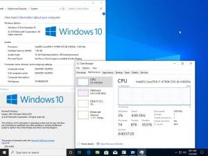Microsoft Windows 10.0.18362.657 Version 1903 (February 2020 Update) - Оригинальные образы от Microsoft MSDN [En]