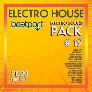 VA - Beatport Electro House: Pack #19