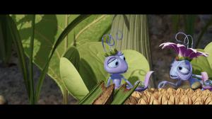Приключения Флика / Жизнь жуков