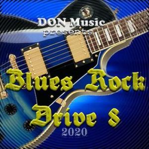 VA - Blues Rock Drive 8 от DON Music