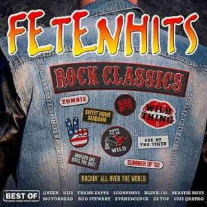 VA - Fetenhits Rock Classics-Best of 3CD, Box Set