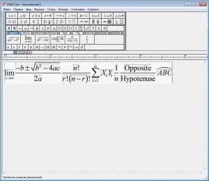 MathType 7.4.4.516 [En+Ru]