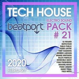 VA - Beatport Tech House: Electro Sound Pack #21