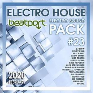 VA - Beatport Electro House: Sound Pack #23