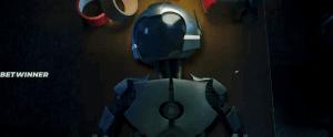 Приколючения И.Р.И, моего друга робота