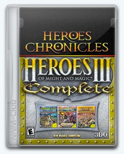 Heroes of Might and Magic III: Complete + Heroes Chronicles