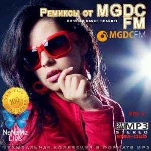 VA - Ремиксы от MGDC FM Vol 4