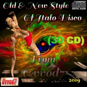 VA - Old & New Style Of Italo Disco From Ovvod7 - 2019 (01-30)