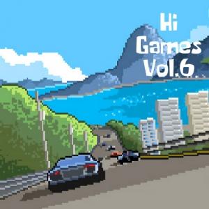 VA - Hi Games Vol.6 (Chiptune, Drum and Bass Edition