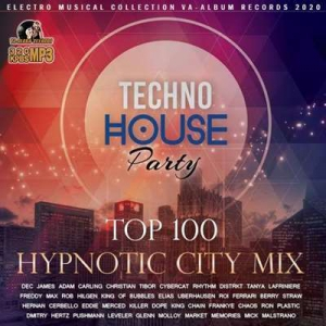 VA - Hypnotic City Mix
