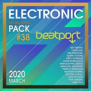 VA - Beatport Electronic: Electro Sound Pack #38