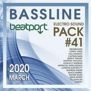 VA - Beatport Bassline: Electro Sound Pack #41