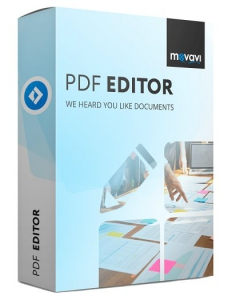 Movavi PDF Editor 3.1.0 RePack (& Portable) by elchupacabra [Multi/Ru]