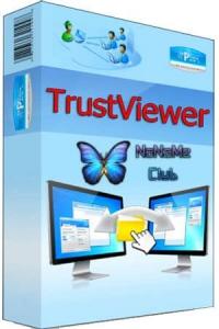 TrustViewer 2.7.0.4055 Portable [Multi/Ru]