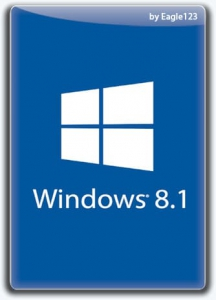 Windows 8.1 40in1 (x86/x64) +/- Office 2019 by Eagle123 (03.2020) [Ru/En]