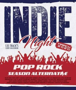 VA - Indie Night: Pop Rock Season Alternative