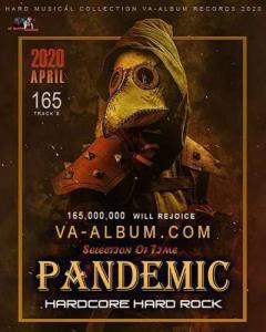 VA - Pandemic: Hardcore And Hard Rock Selection