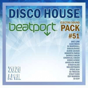 VA - Beatport Disco House: Electro Sound Pack #51