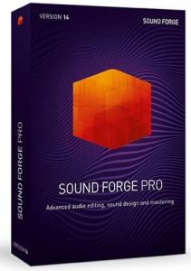 MAGIX Sound Forge Pro 14.0 Build 111 (x86/x64) [Ru/En]