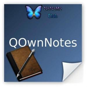 QOwnNotes 20.6.10 Build 5791 Portable [Multi/Ru]
