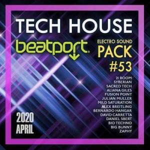 VA - Beatport Tech House: Electro Sound Pack #53