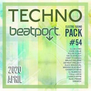 VA - Beatport Techno: Electro Sound Pack #54