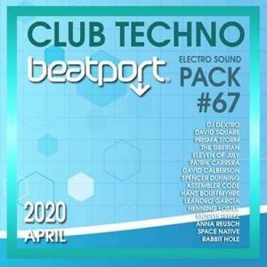 VA - Beatport Club Techno: Sound Pack #67