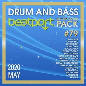 VA - Beatport Drum And Bass: Electro Sound Pack #79