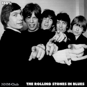The Rolling Stones - 100% The Rolling Stones in Blues