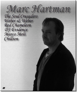 Marc Hartman (Chillson, Marco Moli, Red Chameleon, The Soul Crusaders, Weber & Weber) - Discography 42 Releases