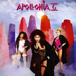 Apollonia 6 - Apollonia 6 Reissue CD, 1990, Warner Bros. Records