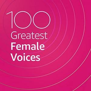 VA - 100 Greatest Female Voices