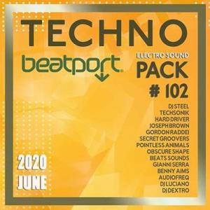 VA - Beatport Techno: Electro Sound Pack #102