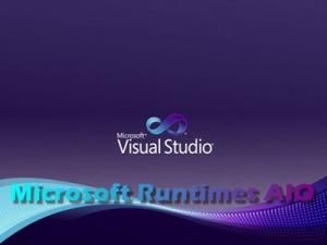Microsoft Visual C++ Runtime AIO Repack by @ricktendo64 [Multi/Ru]