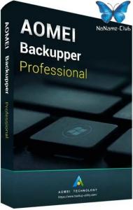 AOMEI Backupper Pro 5.8.0 [Multi] (акция Comss)