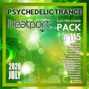 VA - Beatport Psychedelic Trance: Electro Sound Pack #115