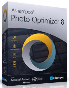 Ashampoo Photo Optimizer 8.0.1.19 RePack (& Portable) by TryRooM [Multi/Ru]