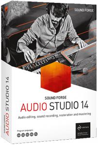 MAGIX SOUND FORGE Audio Studio 15.0.0.57 (x86/x64) [Multi]
