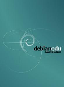 Debian Edu - Skolelinux 10.4.0 Buster [Linux для школы] [i386, x86-64] 2xBD