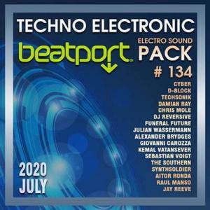 VA - Beatport Techno Electronic: Sound Pack #134