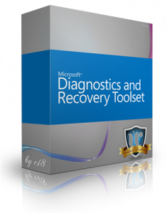Microsoft Diagnostic and Recovery Toolset 10 [Ru]