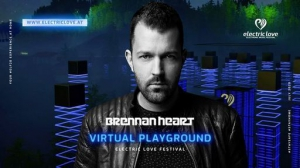 Brennan Heart - Live @ Virtual Playground, Electric Love Festival, Austria 2020-07-17