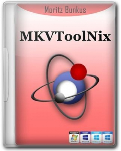 MKVToolNix 50.0.0 RePack (& Portable) by elchupacabra [Multi/Ru]