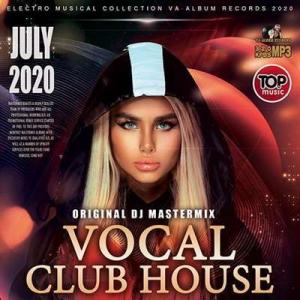 VA - Vocal Club House: Original DJ Mastermix