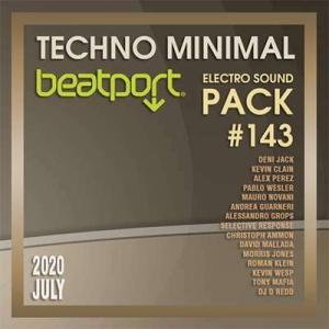VA - Beatport Techno Minimal: Electro Sound Pack #143