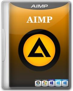 AIMP 4.70 build 2242 RePack (& Portable) by Dodakaedr [Multi/Ru]