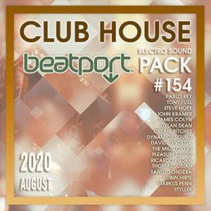 VA - Beatport Club House: Electro Sound Pack #154