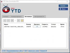 YTD Video Downloader PRO 5.9.18.4 RePack (& Portable) by Dodakaedr [Multi/Ru]