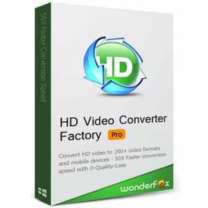 WonderFox HD Video Converter Factory Pro 24.0 RePack (& Portable) by elchupacabra [Ru/En]
